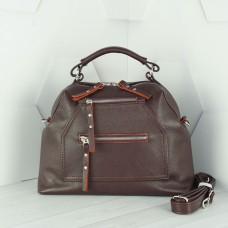 Кожаная женская сумка №233