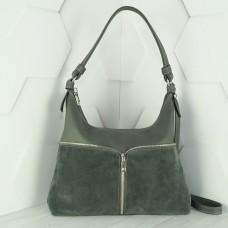 Кожаная женская сумка №235