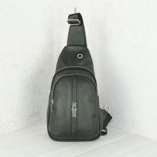 Кожаная мужская сумка №1005-1