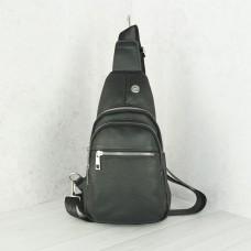 Кожаная мужская сумка №1005-2