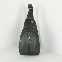 Кожаная мужская сумка №1005-3