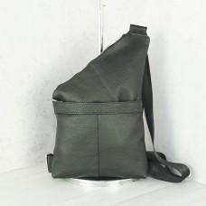 Кожаная мужская сумка №1006