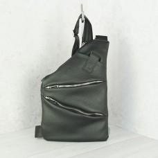 Кожаная мужская сумка №1007