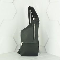 Кожаная мужская сумка №1008