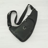 Кожаная мужская сумка №1009-1