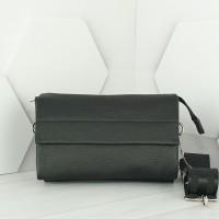 Кожаная мужская сумка №1002