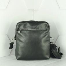 Кожаная мужская сумка №1000
