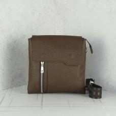 Кожаная мужская сумка №1001